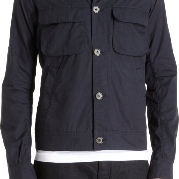 The Transitional Shirt Jacket