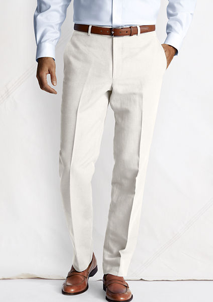 It's On Sale: Lands' End dress trousers