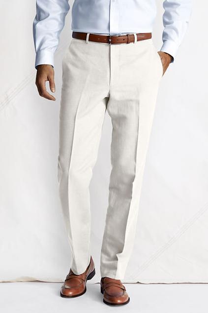 It's On Sale: Lands' End dress trousers
