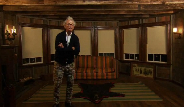 Bill Murray and Madras Trousers
