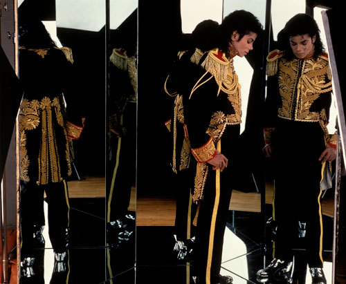 Esquire UK: Dressing Michael Jackson