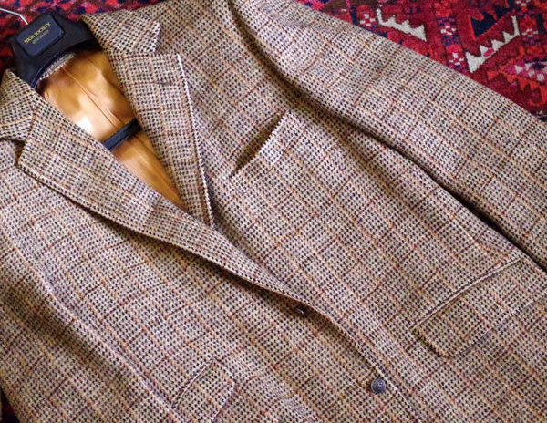 Trad Nirvana: J. Press Tweed, Circa 1953