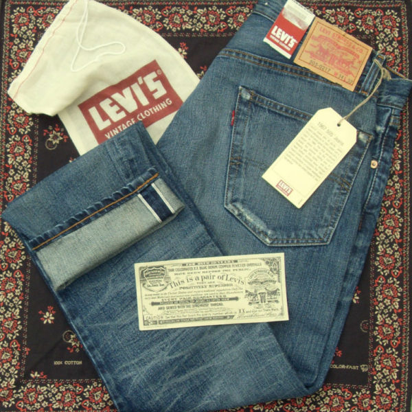Levis Vintage Clothing and Levis Made & Crafted Sample Sale