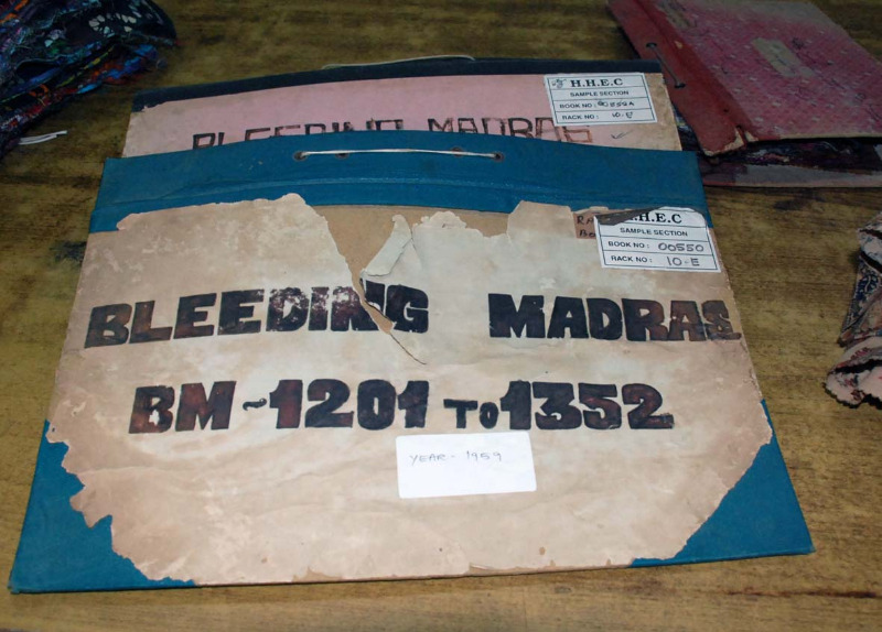 Vintage Madras Archive