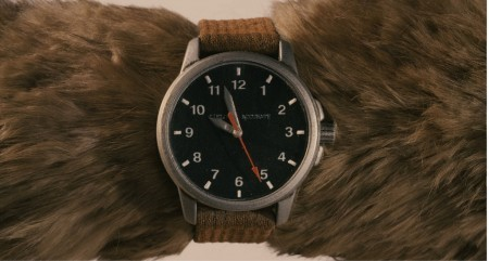 The wristwatches of <em>The Fantastic Mr. Fox.</em>