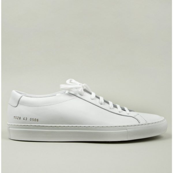 It's On Sale: Common Projects and Margiela Sneakers