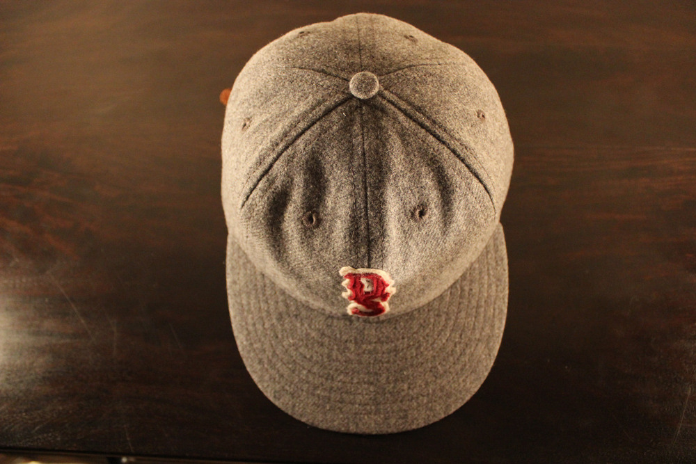 Ebbets Field Flannels custom models