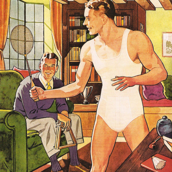 Collectors' Weekly: How Boxers and Undershorts Got Into Men's Pants