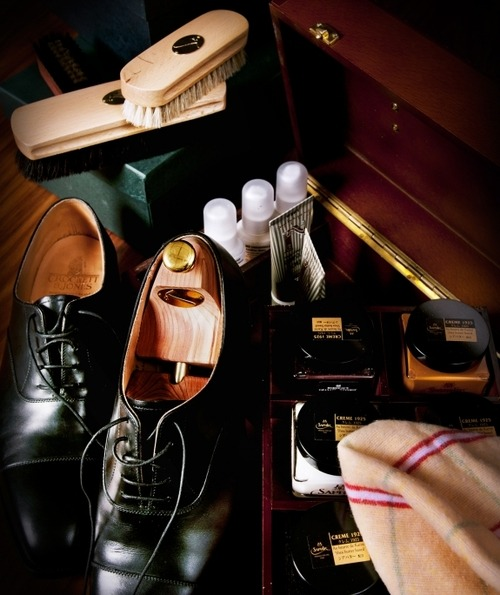 Q and Answer: What Shoe Care Products Should You Consider (Part One)