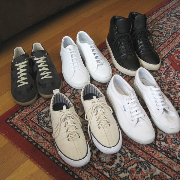 Five Sneakers for Summer