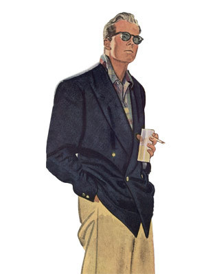 75 Years of Esquire Style