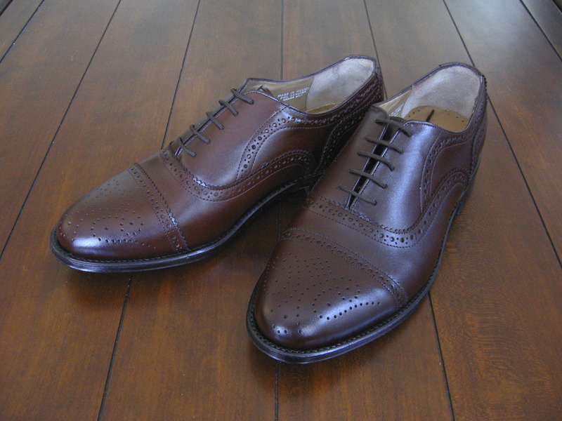 $135 Goodyear Welted Shoes? – Put This On