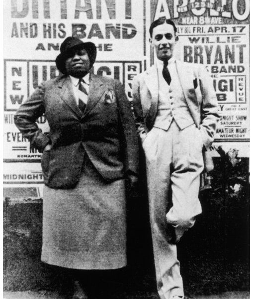 semi-open lesbianism and women wearing men's clothes in the world of 1920s blues belters