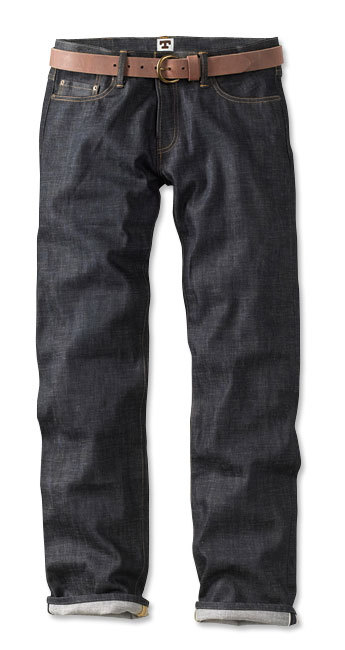 It's On Sale: Raw Denim