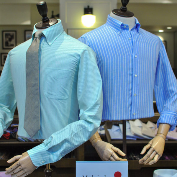 Shopping Kamakura Shirts, New York