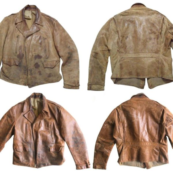 Conditioning Leather Jackets