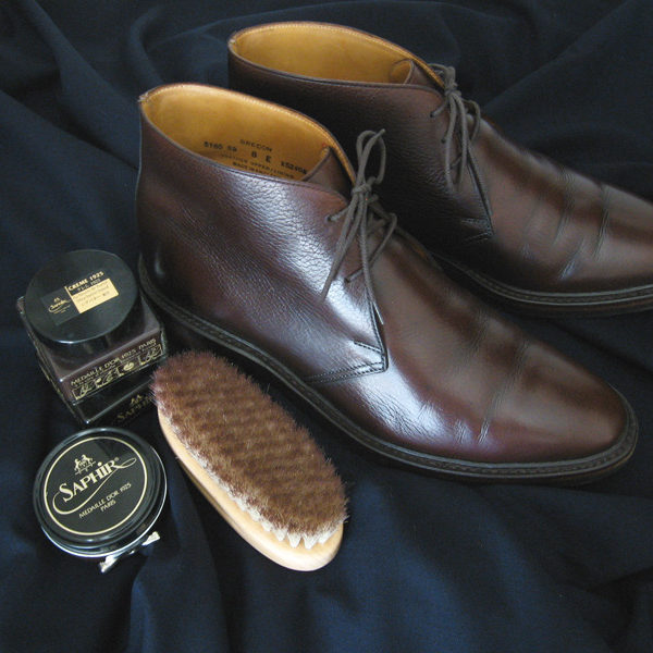 Five Tips for Better Shoe Polishing