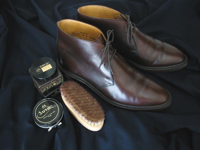 Five Tips for Better Shoe Polishing