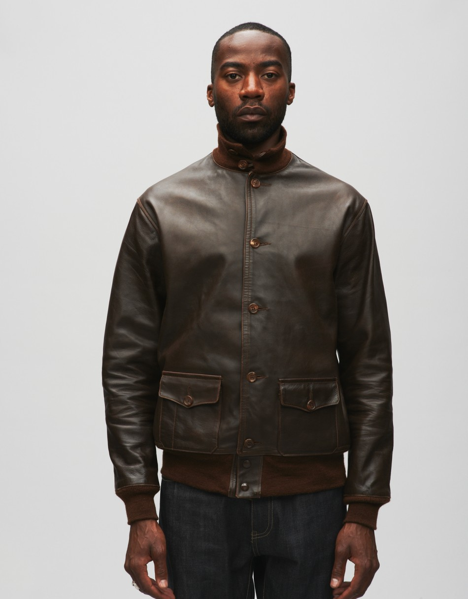 More Military Surplus: Leathers