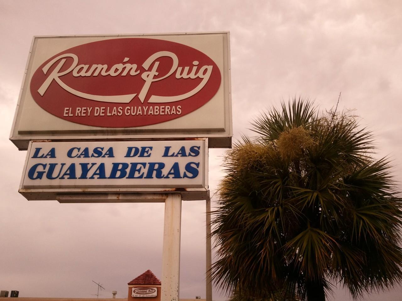 Ramon Puig: La Casa de las Guayaberas