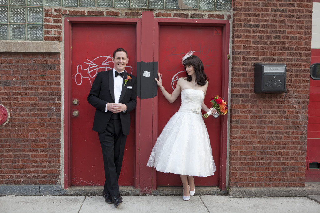 Real People: An eBay'd Wedding Suit