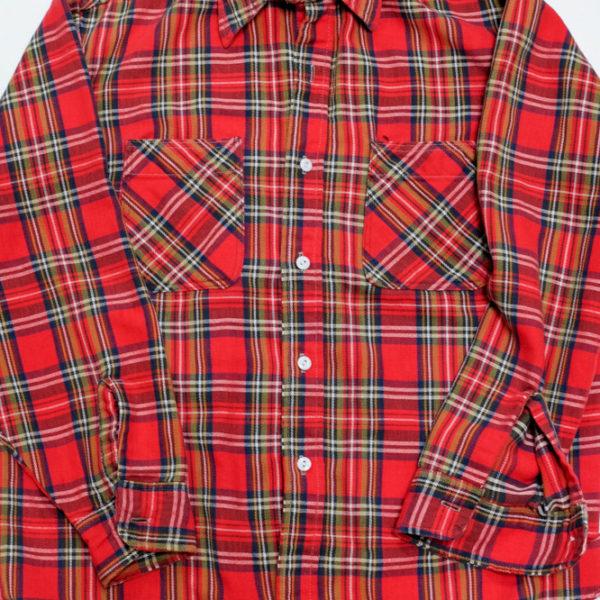 Shopping Vintage: Big Mac flannels