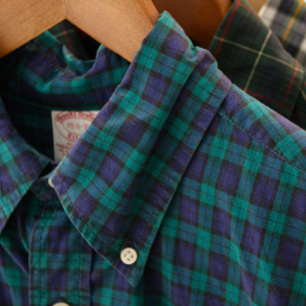 Tartan Shirts for Fall