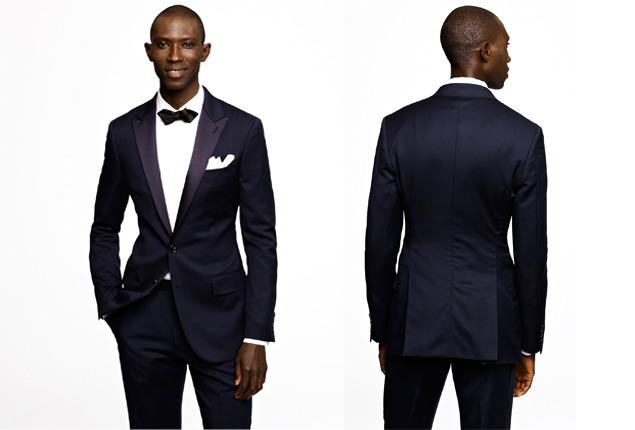 2bdaca9f8cd Jason asks  I wanted to ask your opinion on J. Crew Ludlow tuxedos. I live  in Tribeca and often walk by the Ludlow shop on Hudson and like the look of  their ...