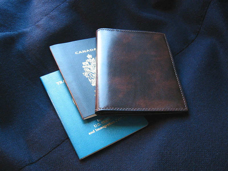 The Very Useful Travel Wallet