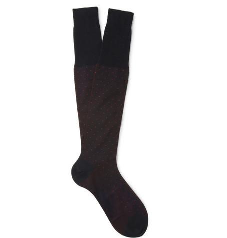 It's on Sale: Bresciani Over-the-Calf Socks at Mr. Porter