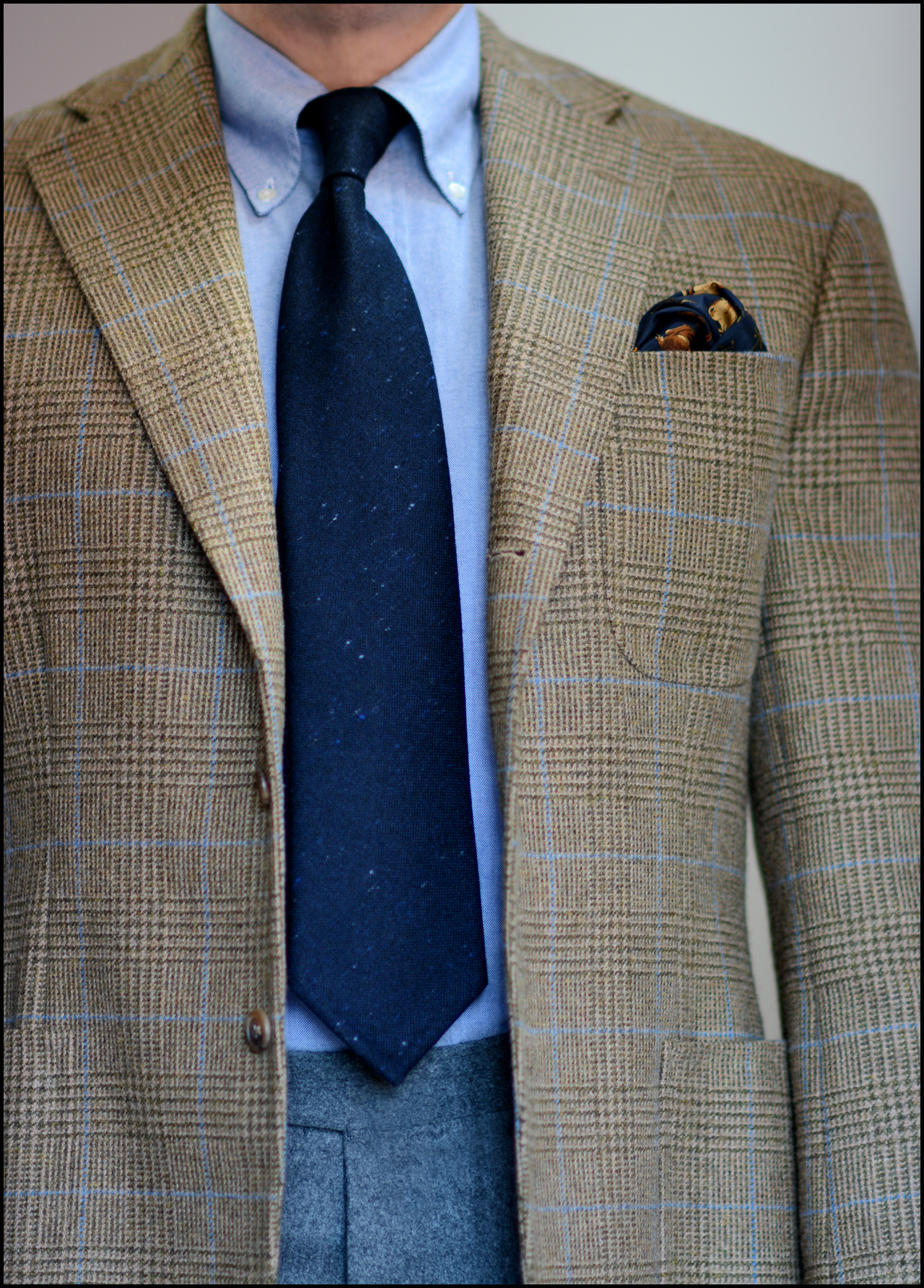 Donegal Tweed Ties