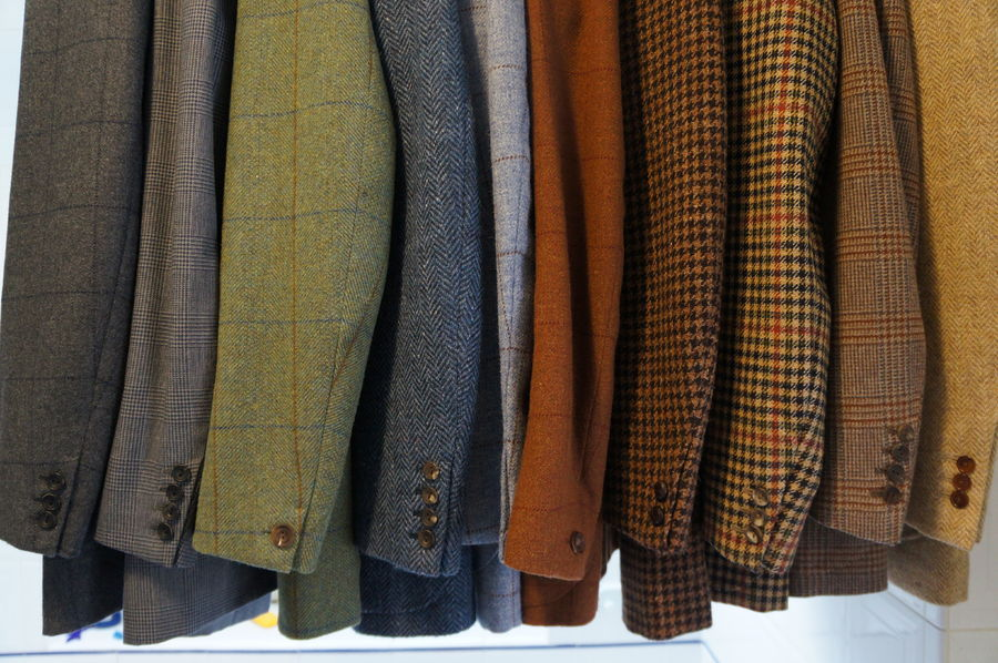 A Handsome Collection of Fall and Winter Jackets