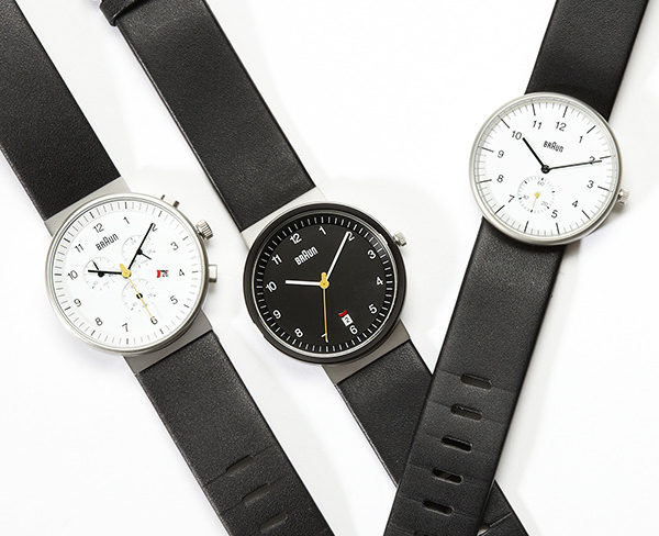 It's On Sale: Braun Watches at MyHabit