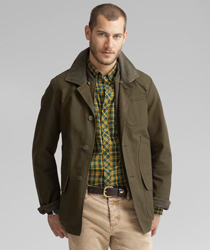 It's On Sale: LL Bean Signature's Barn Coat