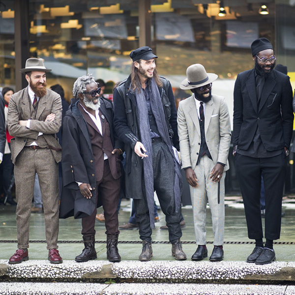 Perspective on Pitti