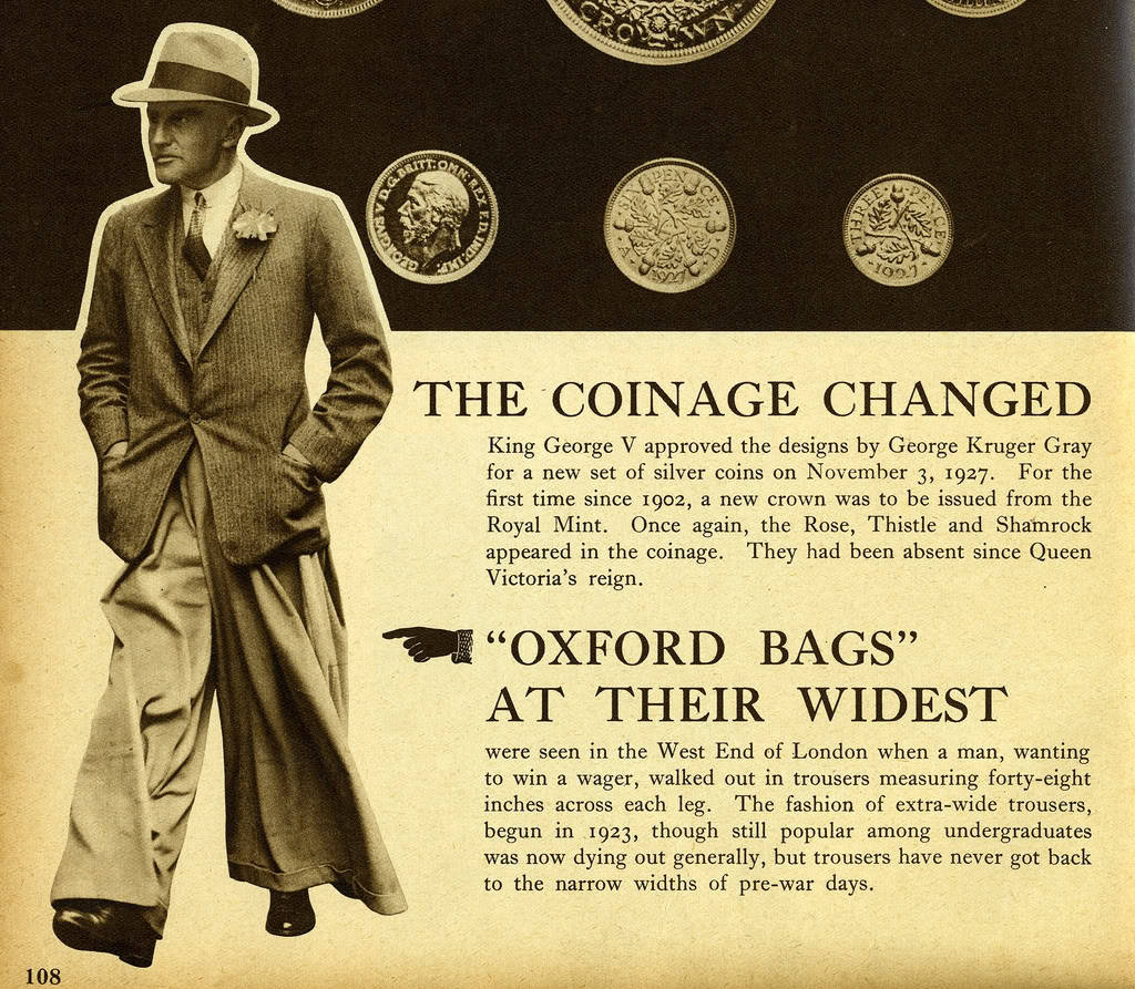 Oxford Bags