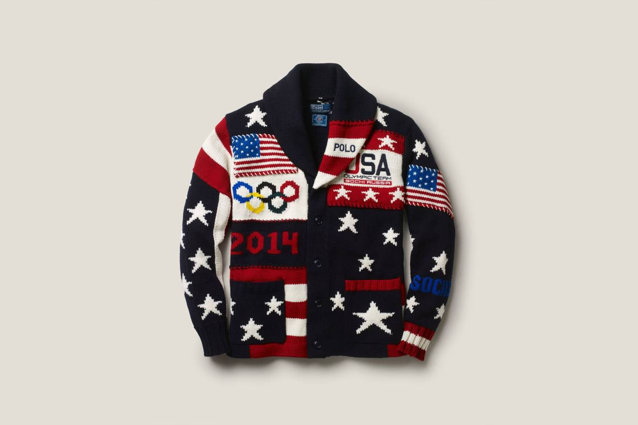 The controversy about the brand's made-in-China 2012 Olympic uniforms