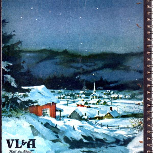 Abercrombie Adventures: Von Lengerke & Antoine, Winter 1954