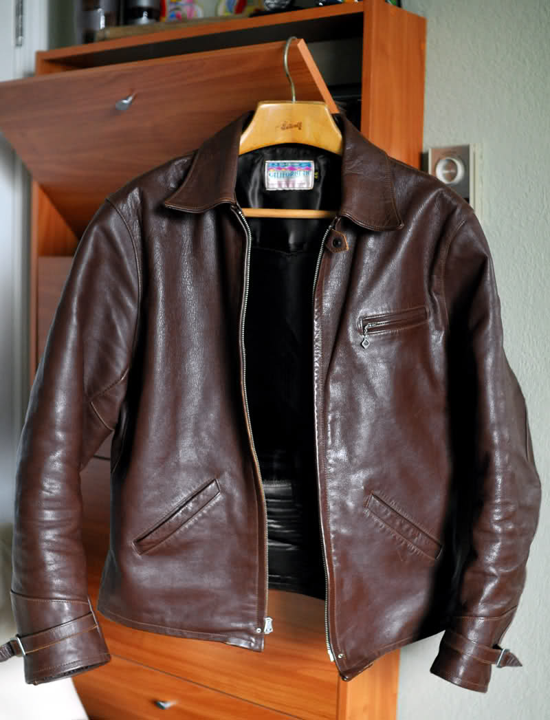Storing Heavy Leather Jackets