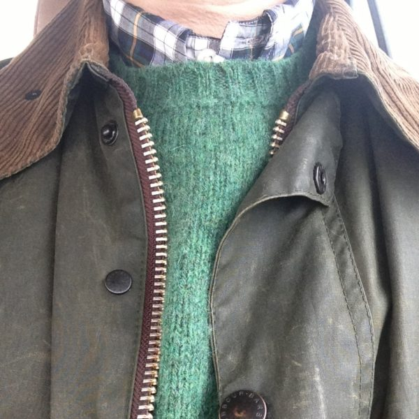 Tartans + Shetlands + Waxed Jackets