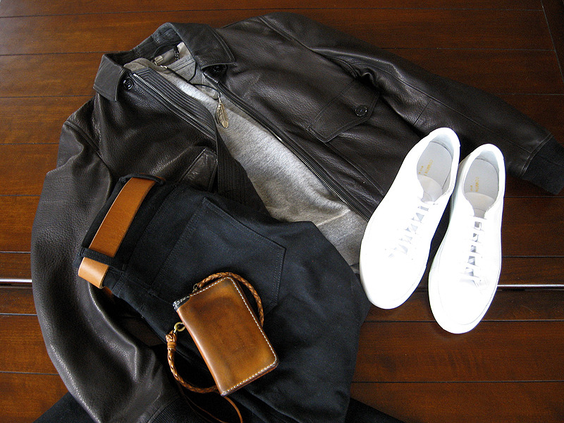 We Got It For Free: 3sixteen's Double Black Jeans