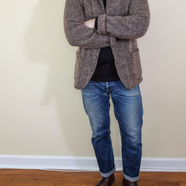 Real People: Layering Knitwear