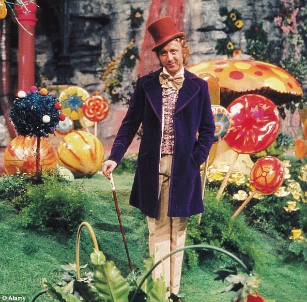 Gene Wilder's costume for Willy Wonka & the Chocolate Factory