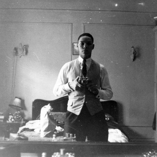 A young Colin Powell would like some feedback on his outfit for the day