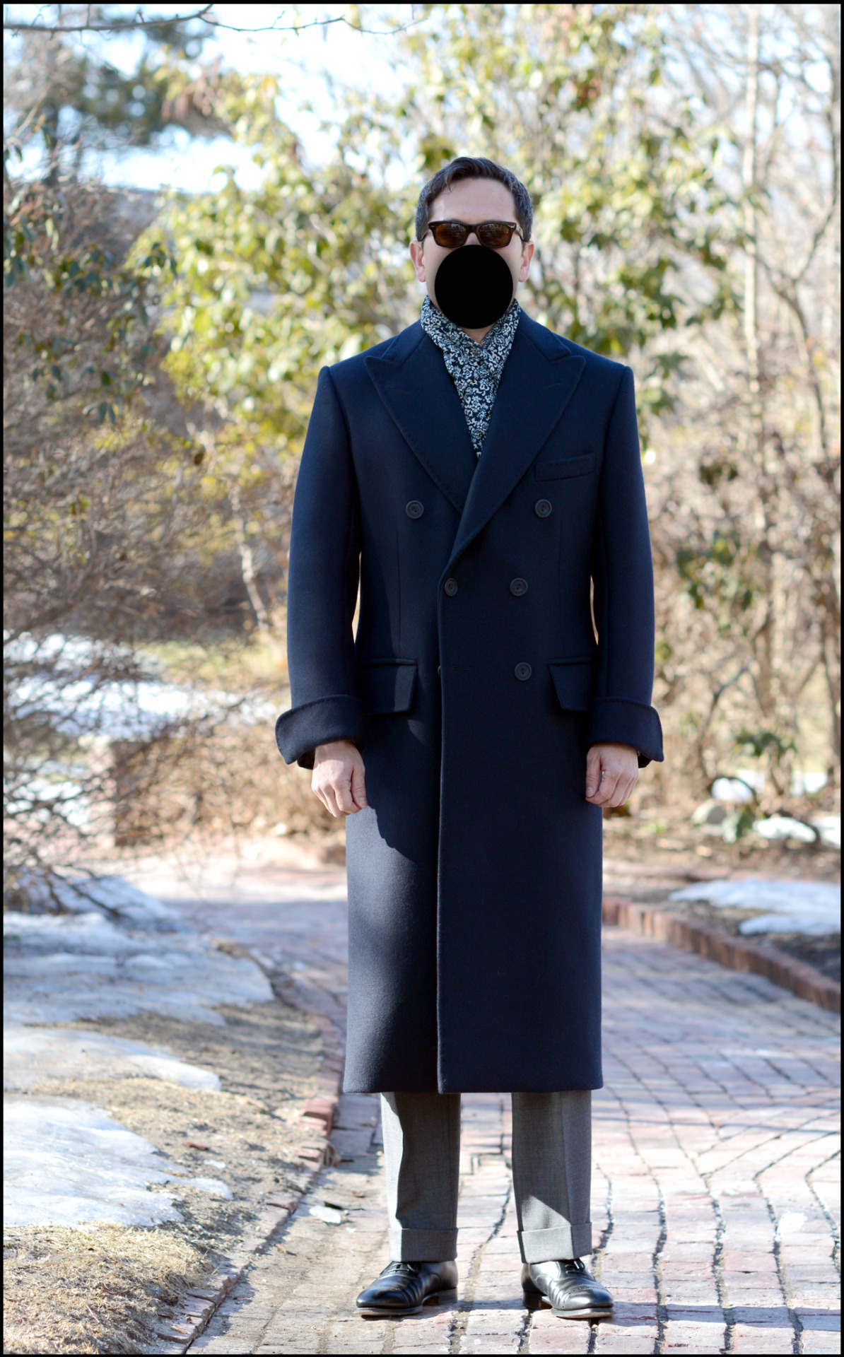A Coat for the Meanest of Winters