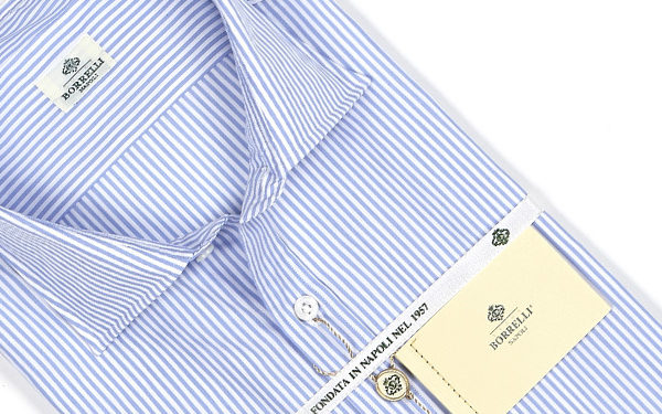It's On Sale: Borrelli Shirts at Vente Privee