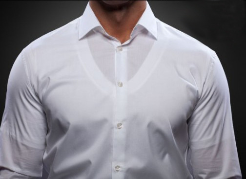 Q and Answer: How to Avoid Having Your Undershirt Show