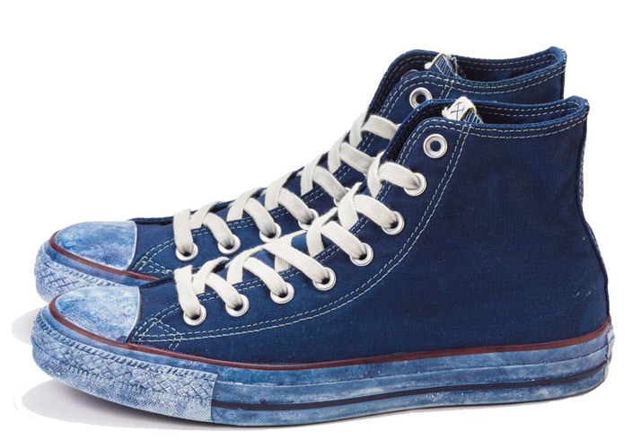 Dyed Sneakers for Summer – Put This On