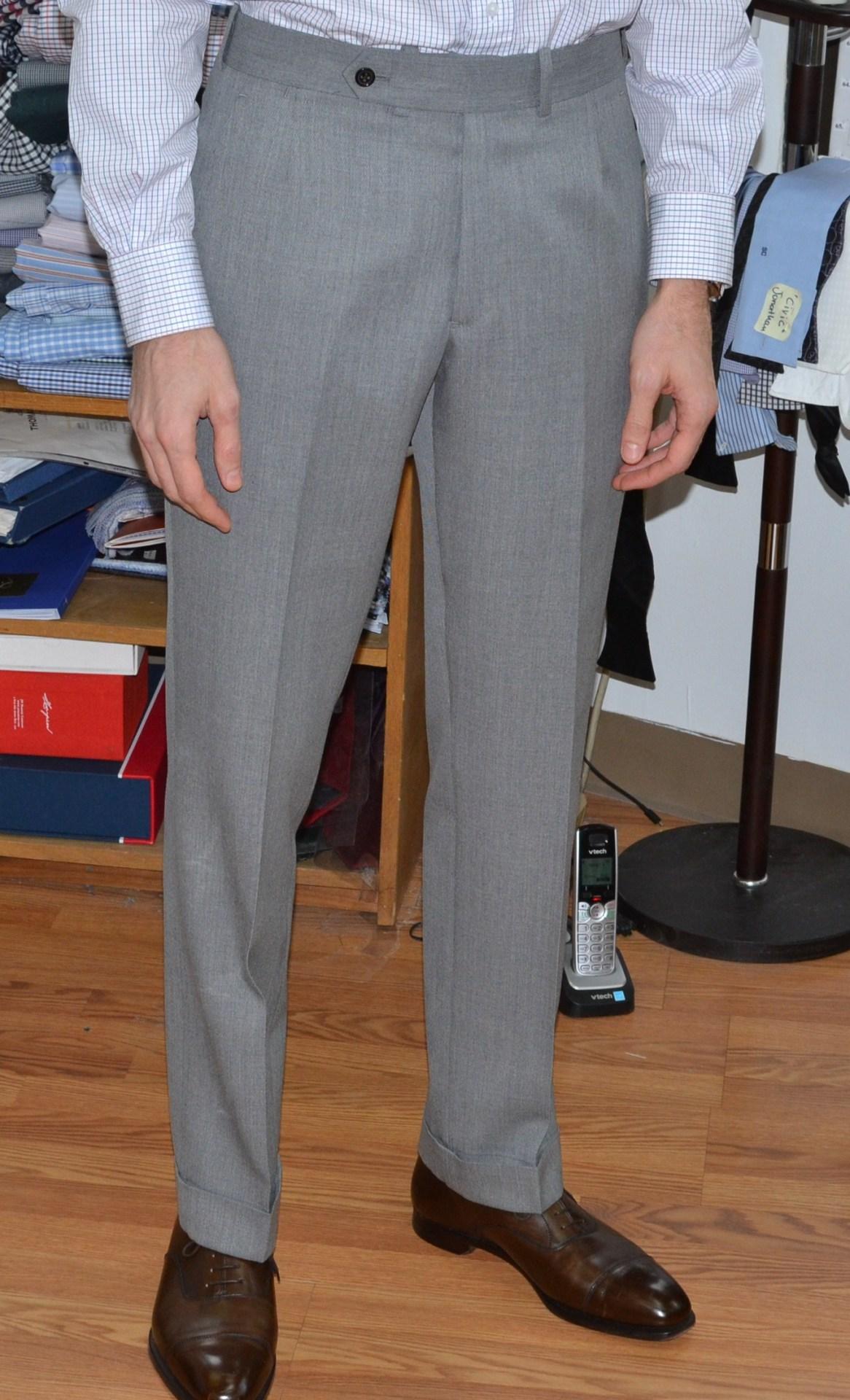 How Pants Should Fit