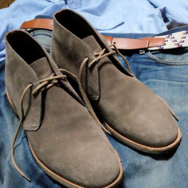 Clark desert boot alternatives